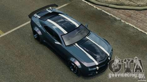 Chevrolet Camaro SS EmreAKIN Edition для GTA 4 двигатель