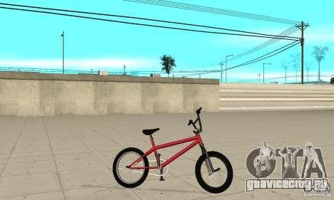 Powermatic BMX 2006 для GTA San Andreas
