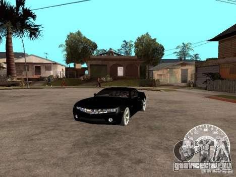 Chevrolet Camaro Concept для GTA San Andreas