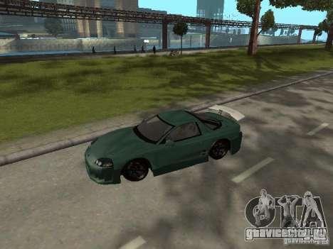 Mitsubishi 3000GT для GTA San Andreas салон