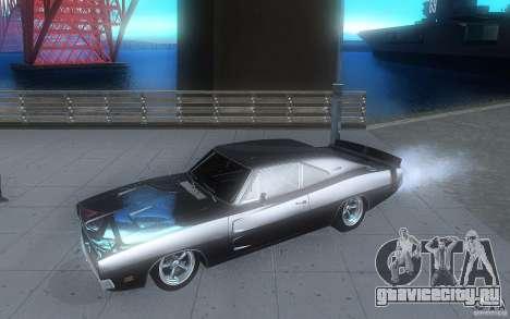 Dodge Charger RT 69 для GTA San Andreas