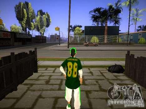 New Deniz для GTA San Andreas второй скриншот