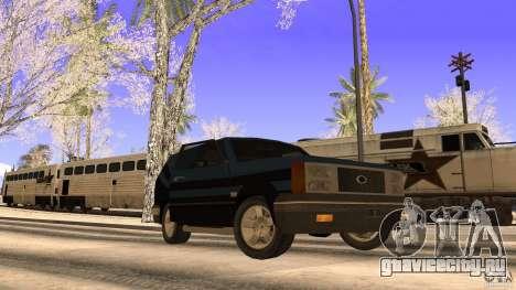 Sandking EX V8 Turbo для GTA San Andreas