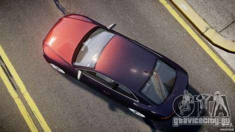 Audi S5 v1.0 для GTA 4 вид изнутри
