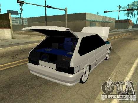 ВАЗ 2113TL для GTA San Andreas вид справа