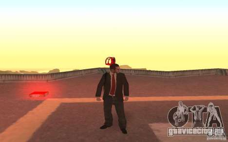 Unique animation of GTA IV V3.0 для GTA San Andreas