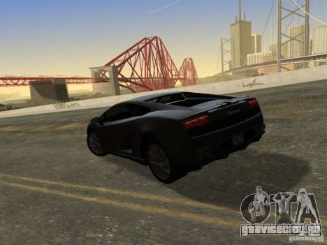 IG ENBSeries v2.0 для GTA San Andreas второй скриншот