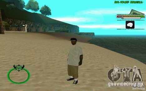 Nigga HD skin для GTA San Andreas пятый скриншот