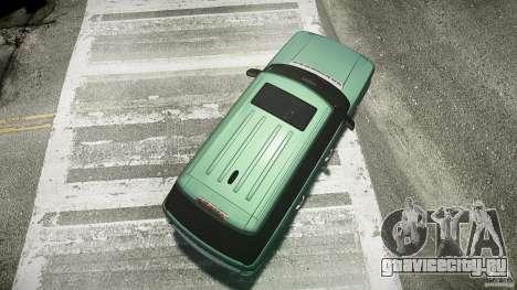 Range Rover Supercharged v1.0 для GTA 4 вид справа