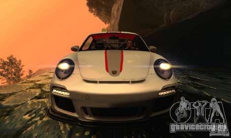 ENBSeries by dyu6 v5.0 для GTA San Andreas четвёртый скриншот