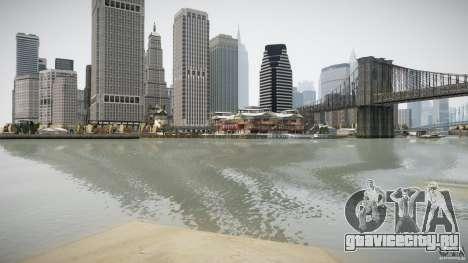 Realistic ENBSeries V1.1 для GTA 4 двенадцатый скриншот