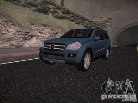 LiberrtySun Graphics ENB v2.0 для GTA San Andreas пятый скриншот