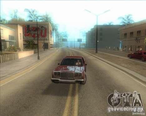 Мои настройки ENBSeries HD для GTA San Andreas третий скриншот