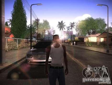 ENBSeries для Ultra Pack Vegetetions для GTA San Andreas