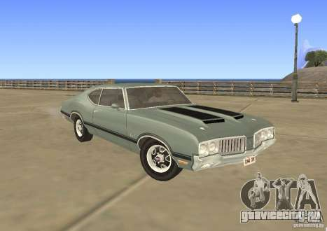 Oldsmobile 442 Cutlass 1970 для GTA San Andreas
