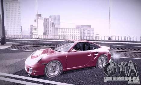 ENB By SilveR v1.0 для GTA San Andreas третий скриншот