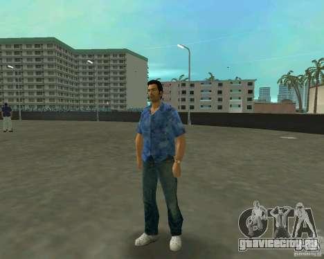 Tommy в HD качестве + новая модель для GTA Vice City второй скриншот