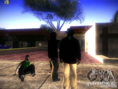 Normal Map Plugin для GTA San Andreas пятый скриншот
