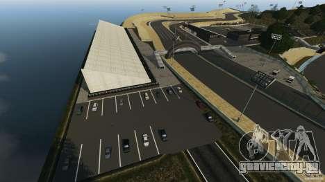 Laguna Seca [Final] [HD] для GTA 4 третий скриншот