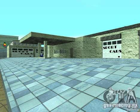 HD Гараж в Doherty для GTA San Andreas