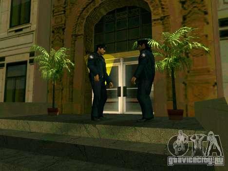 Оживление LSPD для GTA San Andreas второй скриншот