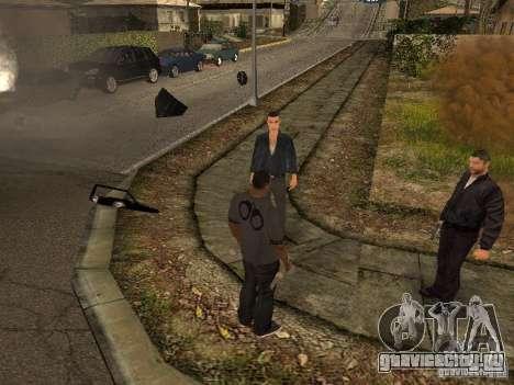 MAFIA Gang для GTA San Andreas пятый скриншот
