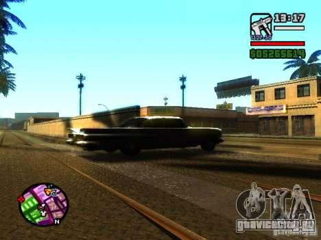 ENBSeries v2 для GTA San Andreas третий скриншот