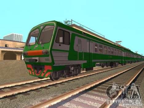 ЭД9М 0132 для GTA San Andreas
