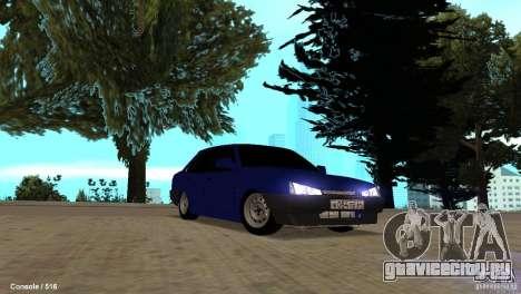 BАЗ 21099 для GTA San Andreas