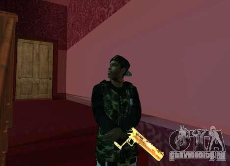 A$AP Rocky для GTA San Andreas