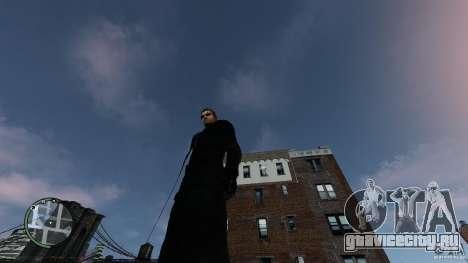 RE5 Wesker для GTA 4 третий скриншот