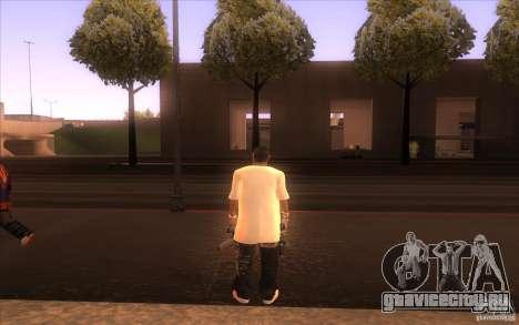 Новый качественный скин для GTA San Andreas второй скриншот