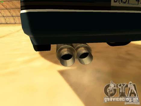 Toyota Supra для GTA San Andreas салон