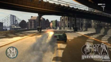 Micro Uzi Rocket Mod для GTA 4 четвёртый скриншот