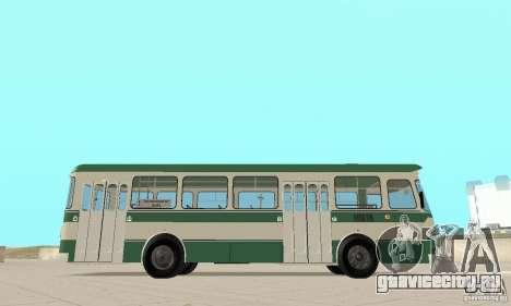 ЛиАЗ 677 v.1.1 для GTA San Andreas вид справа
