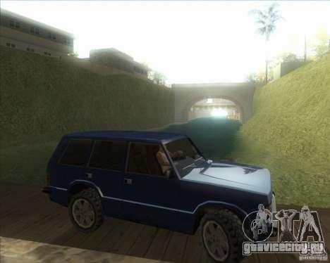 Мои настройки ENBSeries HD для GTA San Andreas шестой скриншот