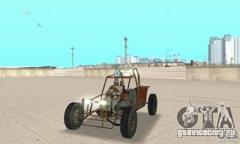 Half-Life Buggy для GTA San Andreas