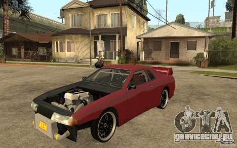 Drift Elegy для GTA San Andreas