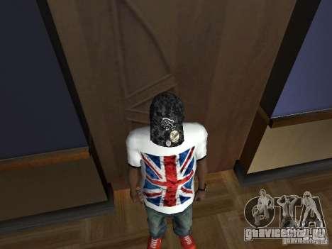 Hip-Hop cap для GTA San Andreas