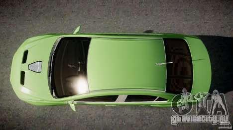Mitsubishi Lancer Evolution X Tuning для GTA 4 салон