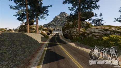 ROUTE 66 для GTA 4 одинадцатый скриншот