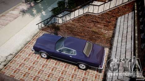 Ford Gran Torino 1975 для GTA 4 вид сбоку