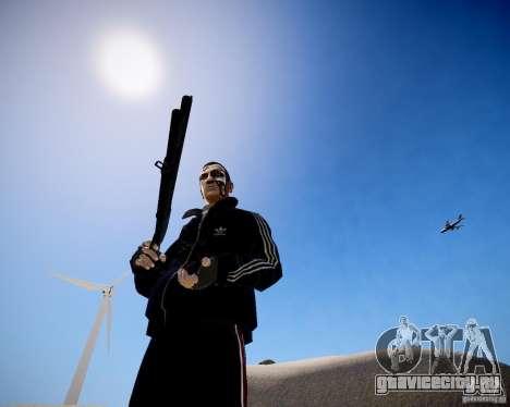 Niko - Terminator для GTA 4 третий скриншот