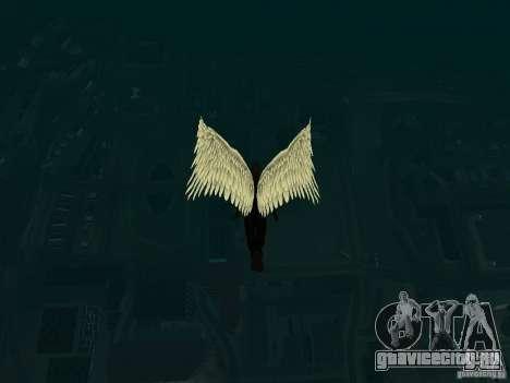 Wings для GTA San Andreas седьмой скриншот