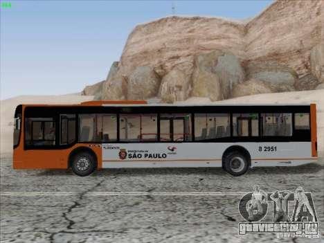 Design X4 для GTA San Andreas вид слева