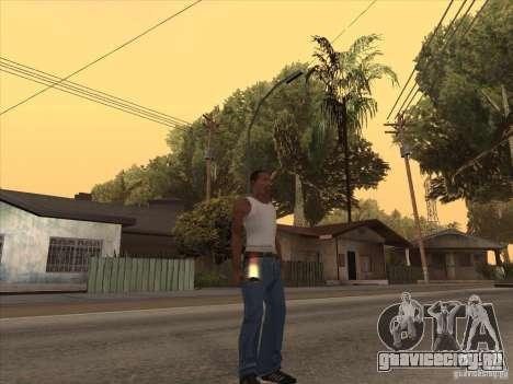Новый Пак Отечественного Оружия для GTA San Andreas второй скриншот