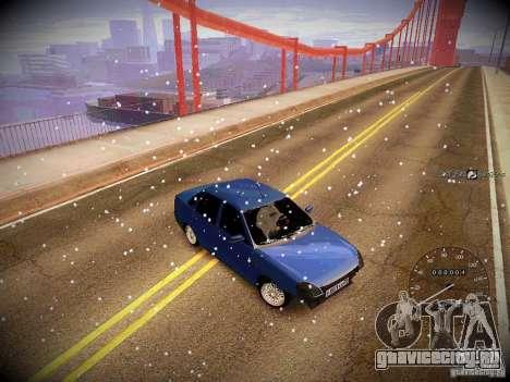 Lada Priora Turbo v2.0 для GTA San Andreas