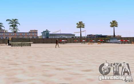 Reality Beach v2 для GTA San Andreas третий скриншот