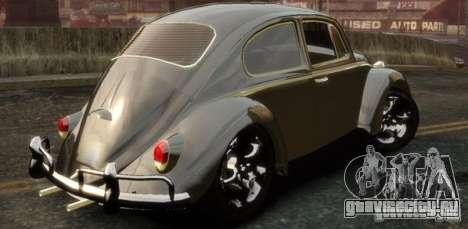Volkswagen Fusca для GTA 4