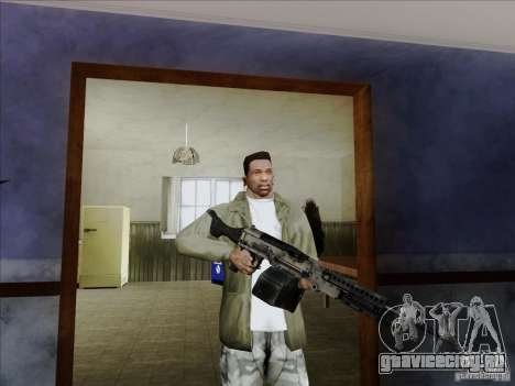M240B для GTA San Andreas